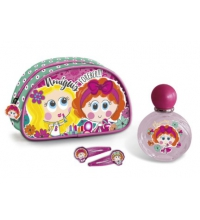 CHAMOY & AMIGUIS FOREVER EDT 50 ML + 2 CLIPS CABELLO + NECESER SET REGALO