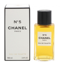 CHANEL Nº5 EDT 100 ML SPLASH NO VAPO