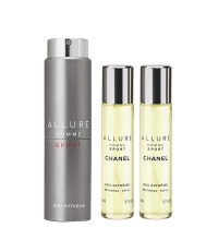 CHANEL ALLURE HOMME SPORT EAU EXTREME EDT 3 X 20 ML