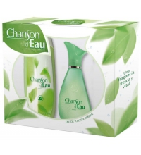 COTY CHANSON D´EAU EDT 100 ML + SHOWER GEL 200 ML SET REGALO