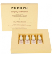 CHEN YU CAVIAR LONGEVITY CELL LIFT SERUM 4X3ML