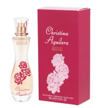 CHRISTINA AGUILERA TOUCH OF SEDUCTION EDP 60 ML