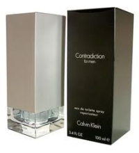 CALVIN KLEIN CONTRADICTION MEN EDT 50 ML