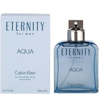CK ETERNITY AQUA FOR MEN EDT 200 ML
