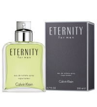 CK ETERNITY FOR MEN EDT 200 ML