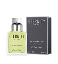 CK ETERNITY FOR MEN EDT 50 ML