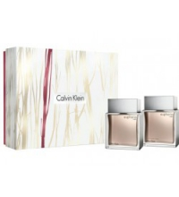 CK EUPHORIA MEN EDT 100 ML + A/SHAVE 100 ML SET REGALO