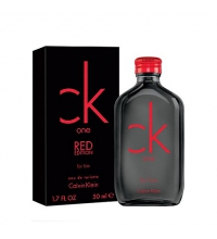 CK ONE RED EDITION MEN EDT 50 ML