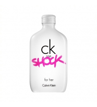 CK ONE SHOCK FOR HER EDT 100 ML