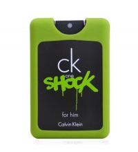 CK ONE SHOCK FOR HIM EDT 20 ML