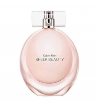 CALVIN KLEIN CK SHEER BEAUTY EDT 100 ML