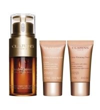 CLARINS DOUBLE SERUM 30 ML + EXTRA FIRMING DAY 15 ML + EXTRA FIRMING NIGHT 15 ML SET