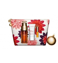 CLARINS DOUBLE SERUM 50ML + 2 PIEZAS SET REGALO