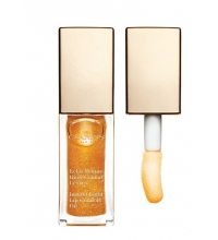 CLARINS ECLAT MINUTE HUILE CONFORT LEVRES 07 HONEY SHIMMER 7 ML