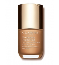 CLARINS EVERLASTING YOUTH FLUID 114 CAPPUCCINO 30ML