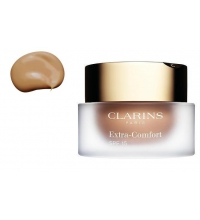 CLARINS EXTRA COMFORT FOUNDATION COLOR 113 CHESNUT