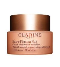CLARINS EXTRA FIRMING NUIT CREMA ANTIARRUGAS TODO TIPO PIELES 50 ML