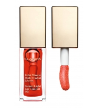 CLARINS ECLAT MINUTE HUILE CONFORT LEVRES 03 REDBERRY 7 ML