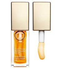 CLARINS ECLAT MINUTE HUILE CONFORT LEVRES 07 HONEY GLAM 7 ML