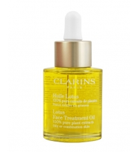 CLARINS LOTUS OIL FACE TREATMENT 30 ML