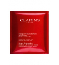 CLARINS MULTI INTENSIVE MASQUE SERUM LIFTANT 5 MASQUES