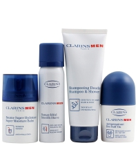 CLARINS MEN ALL IN ONE SET