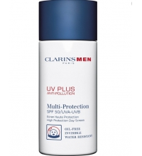 CLARINS MEN UV PLUS ANTIPOLUCIÓN