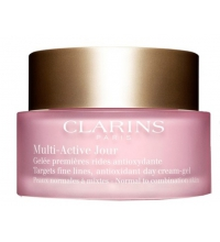 CLARINS MULTI-ACTIVE GEL-CREMA DIA 50 ML P/NORMAL MIXTA