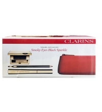 CLARINS TRAVEL EXCLUSIVE SMOKY EYES BLACK