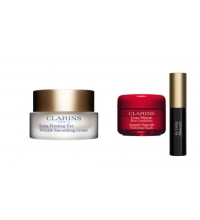 CLARINS MULTI REGENERANTE OJOS 15 ML + LISSE MINUTE + MINI MASCARA SET REGALO