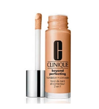 CLINIQUE BEYOND PERFECTING FOUNDATION AND CONCEALER 14 VANILLA 30 ML