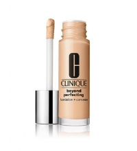 CLINIQUE BEYOND PERFECTING FOUNDATION AND CONCEALER 07 CREAM CHAMBOIS 30 ML