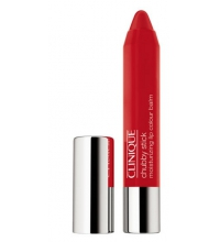 CLINIQUE CHUBBY STICK LIP BALM HIDRATANTE COLOR 011 TWO TON TOMATO