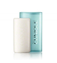 CLINIQUE ANTI BLEMISH SOLUTIONS CLEANSING BAR FOR FACE AND BODY 150 GR.