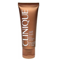 CLINIQUE FACE BRONZING GEL AUTOBRONCEADOR EN GEL PARA ROSTRO 50 ML