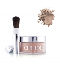 CLINIQUE FACE POWDER & BRUSH 04 TRANSPARENCY POLVOS SUELTOS LIGEROS 35 GR.