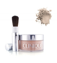 CLINIQUE FACE POWDER & BRUSH 08 TRANSPARENCY NEUTRAL POLVOS SUELTOS LIGEROS 35 GR.