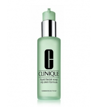 CLINIQUE 3 STEPS LIQUID FACIAL SOAP P/ GRASAS A MUY GRASAS 200 ML