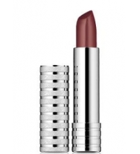 CLINIQUE LONG LAST LIPSTICK MERLOT SOFT SHINE