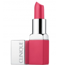 CLINIQUE POP MATTE BARRA DE LABIOS GRAFFITI POP + ACONDICIONADOR