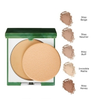 CLINIQUE STAY MATTE IN POWDER POLVOS COMPACTOS 101 INVISIBLE MATTE 7.6 GR.