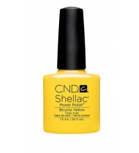 CND SHELLAC BICYCLE YELLOW COLOR 7.3 ML