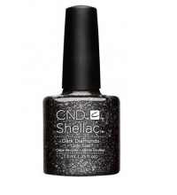 CND SHELLAC DARK DIAMONDS 7.3 ML