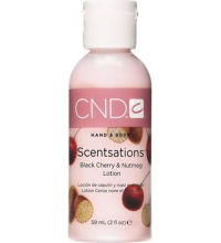 CND SCENTSATIONS BLACK CHERRY & NUTMEG 59ML