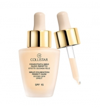 COLLISTAR BASE SERUM PERFECT NUDE SPF 15 0 CAMEO 30 ML