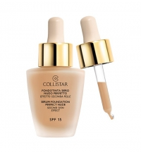COLLISTAR BASE SERUM PERFECT NUDE SPF 15 3 NUDE 30 ML