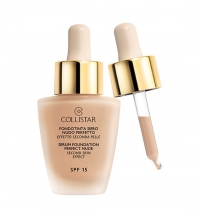 COLLISTAR BASE SERUM PERFECT NUDE SPF 15 4 SAND 30 ML