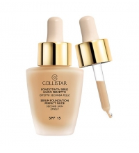 COLLISTAR BASE SERUM PERFECT NUDE SPF 15 5 AMBER 30 ML