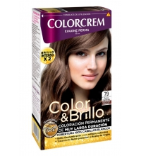 COLORCREM COLOR & BRILLO TINTE CAPILAR 79 RUBIO CARAMELO