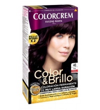 COLORCREM COLOR & BRILLO TINTE CAPILAR 46 VIOLIN